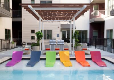 Flora Apartments - Pool