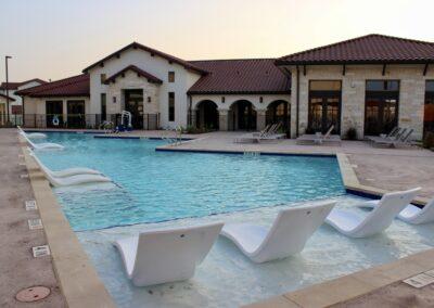 Palo Alto Luxury Apartments - Pool