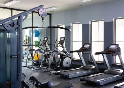 Santa Clara - Fitness Center
