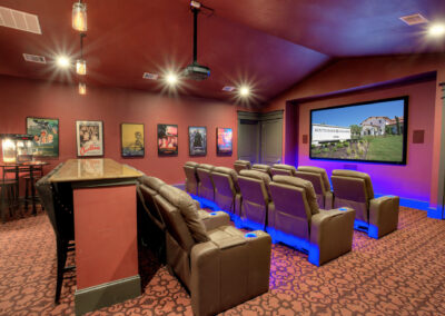 Southpark Crossing - Entertainment Room