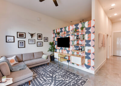 St Johns West - Living Room
