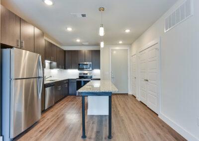 St Johns West Apartments - Kitchen