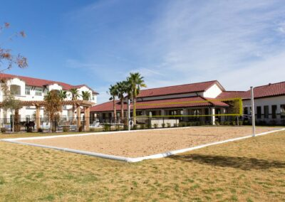 Stone Hill Apartments - Volleyball Court