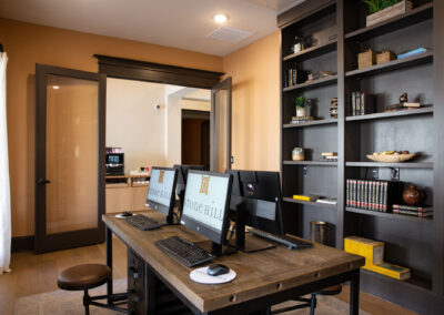 Stone Hill Apartments - Business Center