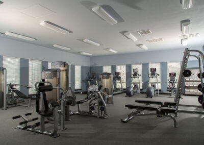 Highlands at Wells Branch - Fitness Center
